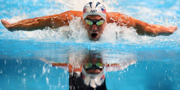 Visualize success - Michael Phelps
